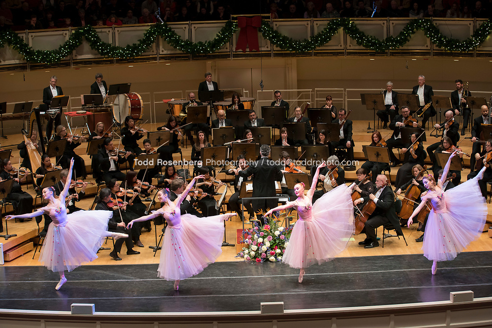 12/30/17 3:58:08 PM -- Chicago, IL, USA<br /> Attila Glatz Concert Productions' &quot;A Salute to Vienna&quot; at Orchestra Hall in Symphony Center. Featuring the Chicago Philharmonic <br /> <br /> &copy; Todd Rosenberg Photography 2017
