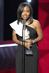 August 6, 2017 - New Jersey, U.S - Recipient, of the Shot Caller award, SUZANNE SHANK, at the 2017 Black Girls Rock awards show. Black Girls Rock 2017 was held at the New Jersey Performing Arts Center in Newark New Jersey. (Credit Image: © Ricky Fitchett via ZUMA Wire)