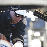 April 20, 2018 - Richmond, Virginia, USA: The NASCAR Xfinity Series teams take to the track for the ToyotaCare 250 at Richmond Raceway in Richmond, Virginia.