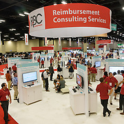 Cardinal Health RBC 2017 Tradeshow Floor. Photo by Alabastro Photography.