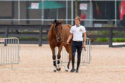 Devos Pieter, BEL, Espoir<br /> World Equestrian Games - Tryon 2018<br /> © Hippo Foto - Sharon Vandeput<br /> 17/09/2018