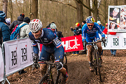 Fabien Canal (FRA), Men Elite, Cyclo-cross World Championship Tabor, Czech Republic, 1 February 2015, Photo by Pim Nijland / PelotonPhotos.com