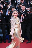 Olivia Palermo at The Immigrant film gala screening at the Cannes Film Festival Friday 24th May May 2013