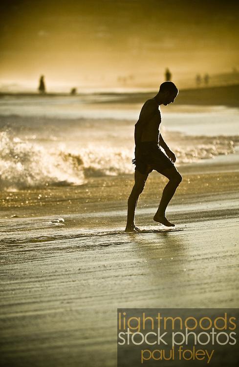 Afternoon, Beach, East Coast Australia