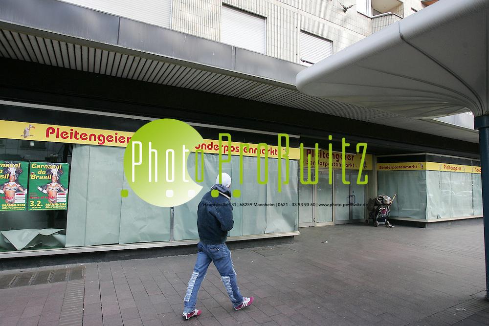 Ludwigshafen. Altes &quot;Union-Kino&quot; wird nach Leerstand und Verfall saniert.<br /> <br /> Bild: Markus Pro&szlig;witz<br /> ++++ Archivbilder und weitere Motive finden Sie auch in unserem OnlineArchiv. www.masterpress.org ++++