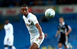 Cameron Borthwick-Jackson of Leeds United watches the ball - Mandatory by-line: Robbie Stephenson/JMP - 09/08/2017 - FOOTBALL - Elland Road - Leeds, England - Leeds United v Port Vale - Carabao Cup
