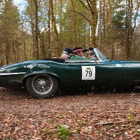 Car 79 Angus Forsyth / Robert Lumley 	Jaguar E-Type