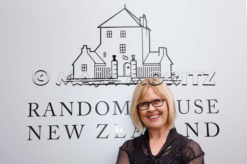 Jenny Hellen, Deputy Publishing Director, at Randomhouse New Zealand, which is the largest book publisher and distributor in New Zealand