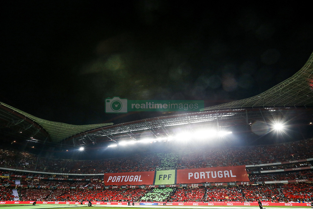 October 10, 2017 - Na - Lisbon, 10/10/2017 - The Portuguese football team received their Swiss counterpart tonight in the last game of the group stage to qualify for the 2018 FIFA World Cup in Russia , next June. (Credit Image: © Atlantico Press via ZUMA Wire)
