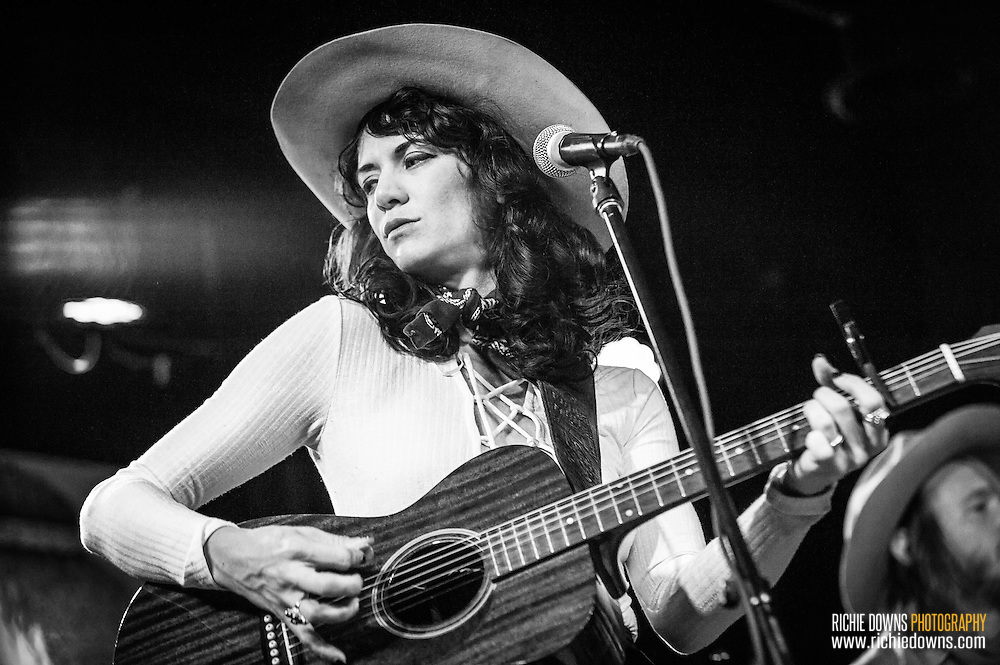 Nikki Lane performs at Gypsy Sallys in Washington, DC on 10/30/2015.