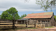 Sauer Beckmann Living History Farm on the LBJ Texas State Park