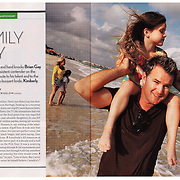 Sports Illustrated story about PGA Tour golfer Brian Gay photographed by Todd Bigelow.