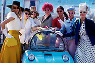 Pitt Stop Girls at Goodwood Revival Pitt Stop Girls at Goodwood Revival - Country Life - BBC