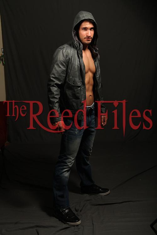 The Reed Files: Paranormal Urban Fantasy Man Stock