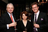 Simon Berry, Patricia parnell & Jonty Hearnden