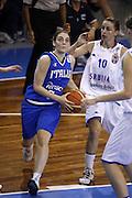 Campionati Europei Donne Under 16 Italia-Serbia