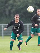 FODBOLD: Sebastian Jensen (Fredensborg) under kampen i Danmarksserien mellem Taastrup FC og Fredensborg BI den 9. september 2017 i Taastrup Idrætspark. Foto: Claus Birch