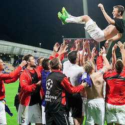 20130828: SLO, Football - UEFA Champions League, Play-offs, NK Maribor vs FC Viktoria Plzen