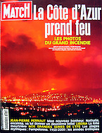 PARIS MATCH COVER_By Tony Barson