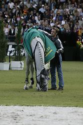 Cumano and Martin<br /> World Equestrian Games Aachen 2006<br /> © Hippo Foto-Dirk Caremans