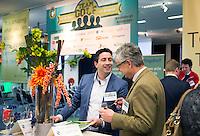 AMSTERDAM - Nationaal Golf Congres & Beurs 2015. NVG . Antony van Hoeven. FOTO KOEN SUYK