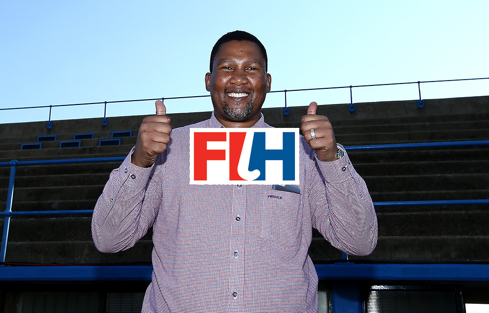 JOHANNESBURG, SOUTH AFRICA - JULY 11:  Member of Parlaiment and grand son of late Nelson Mandela, Chief Mandla Mandela attends during day 2 of the FIH Hockey World League Men's Semi Finals at Wits University on July 11, 2017 in Johannesburg, South Africa.  (Photo by Jan Kruger/Getty Images for FIH)