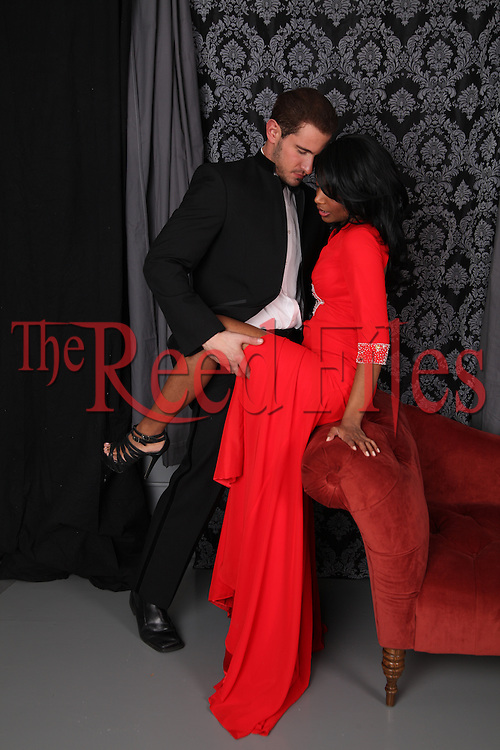 The Reed Files Interracial Couple