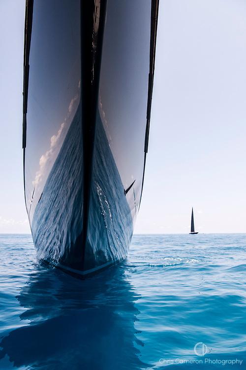 Bermuda, 16th June 2017. America's Cup J Class regatta. Svea JS1.