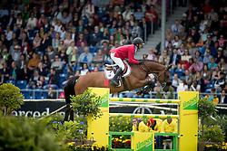 Farrington Kent, (USA), Gazelle<br /> Preis von Nordrhein Westfalen<br /> CHIO Aachen 2016<br /> © Hippo Foto - Dirk Caremans<br /> 15/07/16