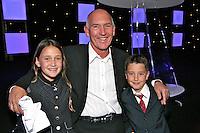 Bill Curbishley and family