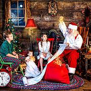 Santa's Magical World - Keepman