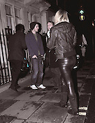01.DECEMBER.2008. LONDON<br /> <br /> EXCLUSIVE***<br /> GARETH GATES LEAVES A BLONDE GIRL STANDING ON HER OWN AS HE RUNS OFF LIKE HE HAD DONE SOMETHING WRONG .HE RAN OFF SHOUTING OH F**K .HE IS ALSO HOLDING A WOMANS HANDBAG.<br /> <br /> BYLINE: EDBIMAGEARCHIVE.CO.UK<br /> <br /> *THIS IMAGE IS STRICTLY FOR UK NEWSPAPERS AND MAGAZINES ONLY*<br /> *FOR WORLD WIDE SALES AND WEB USE PLEASE CONTACT EDBIMAGEARCHIVE - 0208 954 5968*