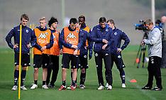 20110131 FC København på træningslejr i La Manga i Spanien