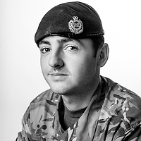 Adam Clayton, Army - Royal Engineers, Sapper, Combat Engineer, 2008 - present, Cyprus (UN)
