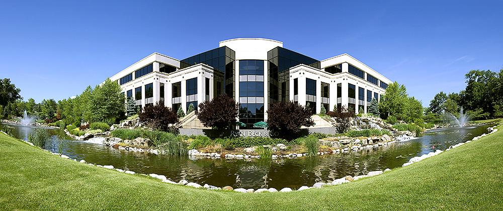 Office complex in Florham Park, NJ.