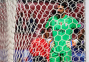 SEVILLE, SPAIN - NOVEMBER 22:  Gianluigi Buffon of Juventus looks on during the UEFA Champions League match between Sevilla FC and Juventus at Estadio Ramon Sanchez Pizjuan on November 22, 2016 in Seville, .  (Photo by Aitor Alcalde/Getty Images)