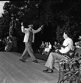 1957 - 03/04 Party at Iveagh Gardens