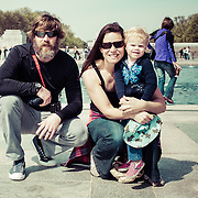 The National Mall with the Flannigans