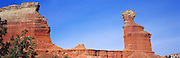 The Lighthouse in Palo Duro Canyon