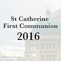 St Catherine 2016 First Communion