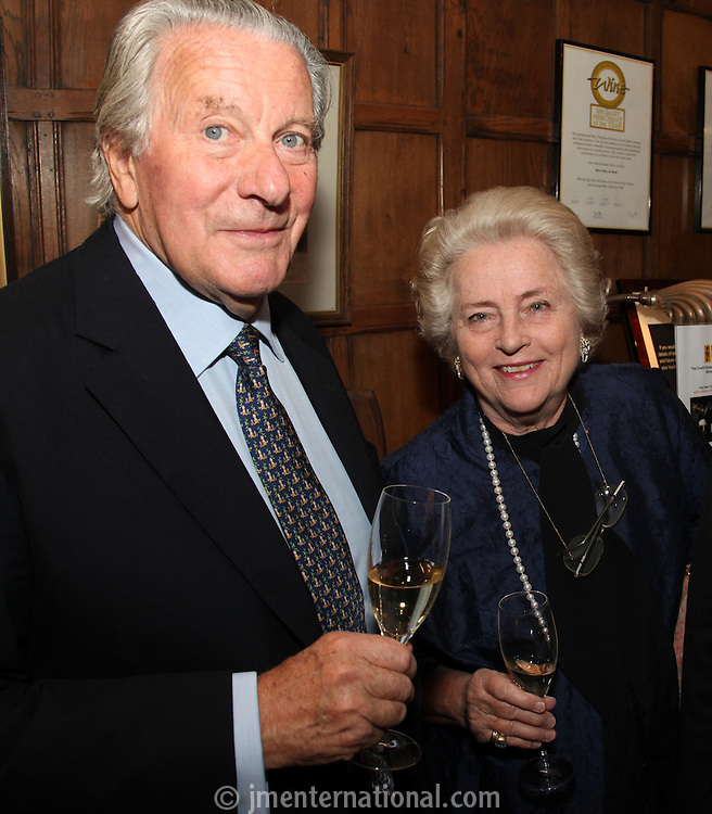 Anthony Barton (proprietor) and Eva Barton