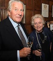Anthony Barton (proprietor) and Eva Barton