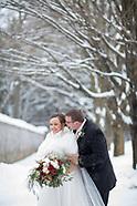 Hannah + Mitchell Wedding
