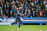 Ezequiel Ivan Lavezzi (psg) (Pocho) during the French Championship Ligue 1 football match between Paris Saint Germain and Toulouse FC on November 7, 2015 at Parc des Princes stadium in Paris, France. Photo Stephane Allaman / DPPI