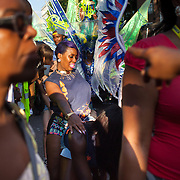 Portobello Road is rammed with party-goers and spectators. The Notting Hill Carnival has been running since 1966 and is every year attended by up to a million people. The carnival is a mix of amazing dance parades and street parties with a distinct Caribbean feel.