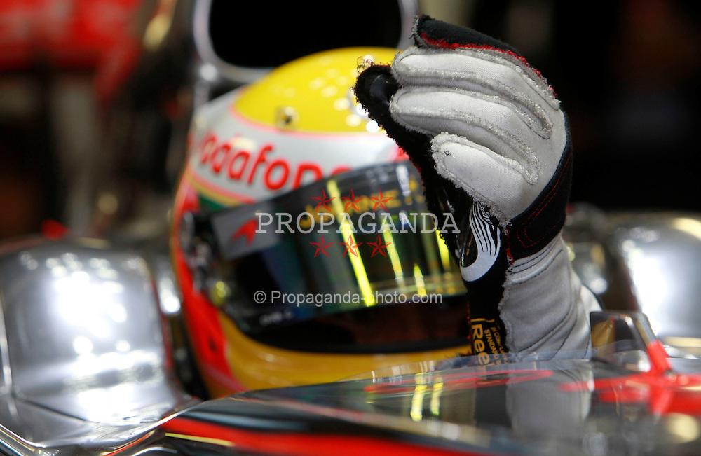 Motorsports / Formula 1: World Championship 2010, GP of Italy, 02 Lewis Hamilton (GBR, Vodafone McLaren Mercedes),