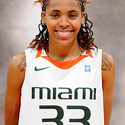 2011 Hurricanes Women's Basketball