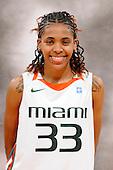 2011 Hurricanes Women's Basketball