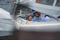 Damien Seguin, 2.4mR, Voile at Rio 2016 Paralympic Games, Brazil