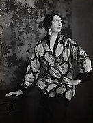 Amy Roberta (Berta) Ruck, (Mrs. Oliver Onions) novelist and journalist, England, UK, 1927